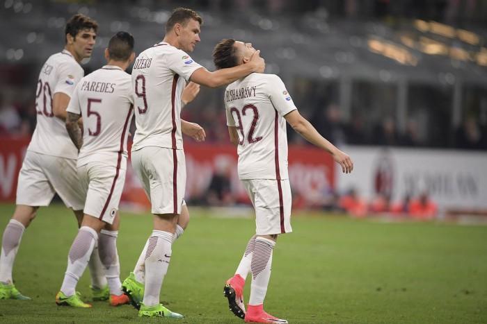 """Roma, goleada a San Siro in tranquillità, ma l'affondo è di Spalletti: """"Potessi tornare indietro, non sarei venuto ad allenare qui"""""""
