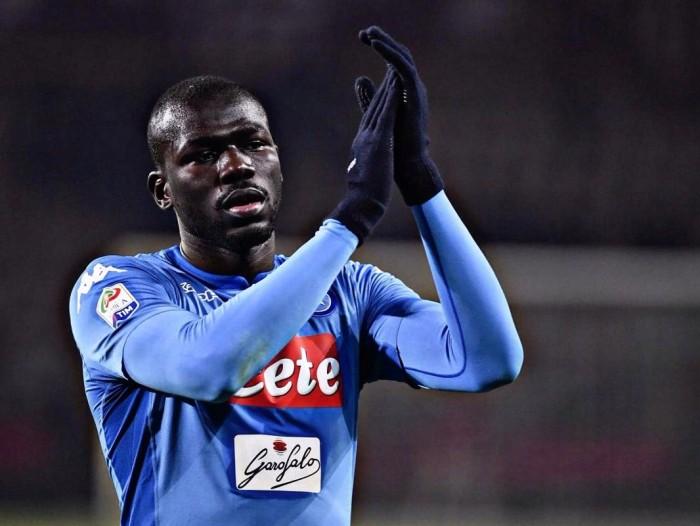 Napoli, l'agente di Koulibaly: