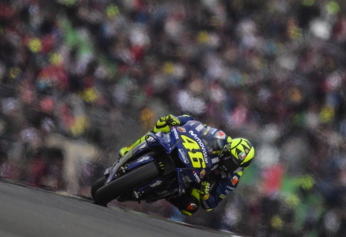 """MotoGP - Rossi: """"Dobbiamo lavorare molto sul passo"""""""