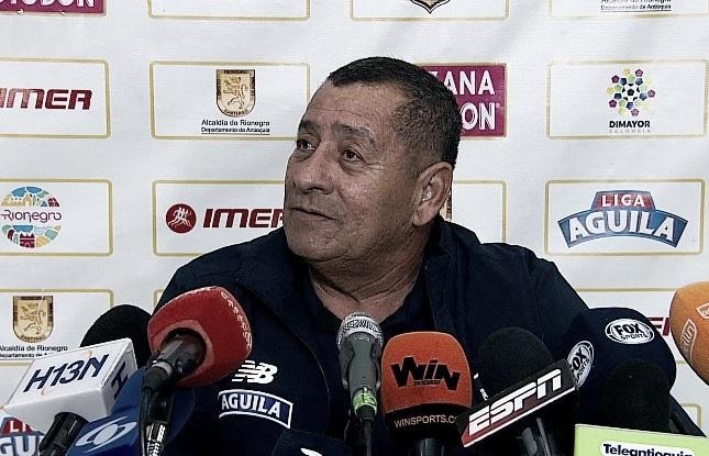 """Alfredo Araujo: """"Tenemos que salir en Barranquilla a salir a cerrar la serie"""""""