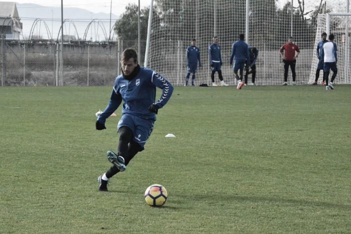 Rafa Chumbi tendrá que esperar para hacer su debut