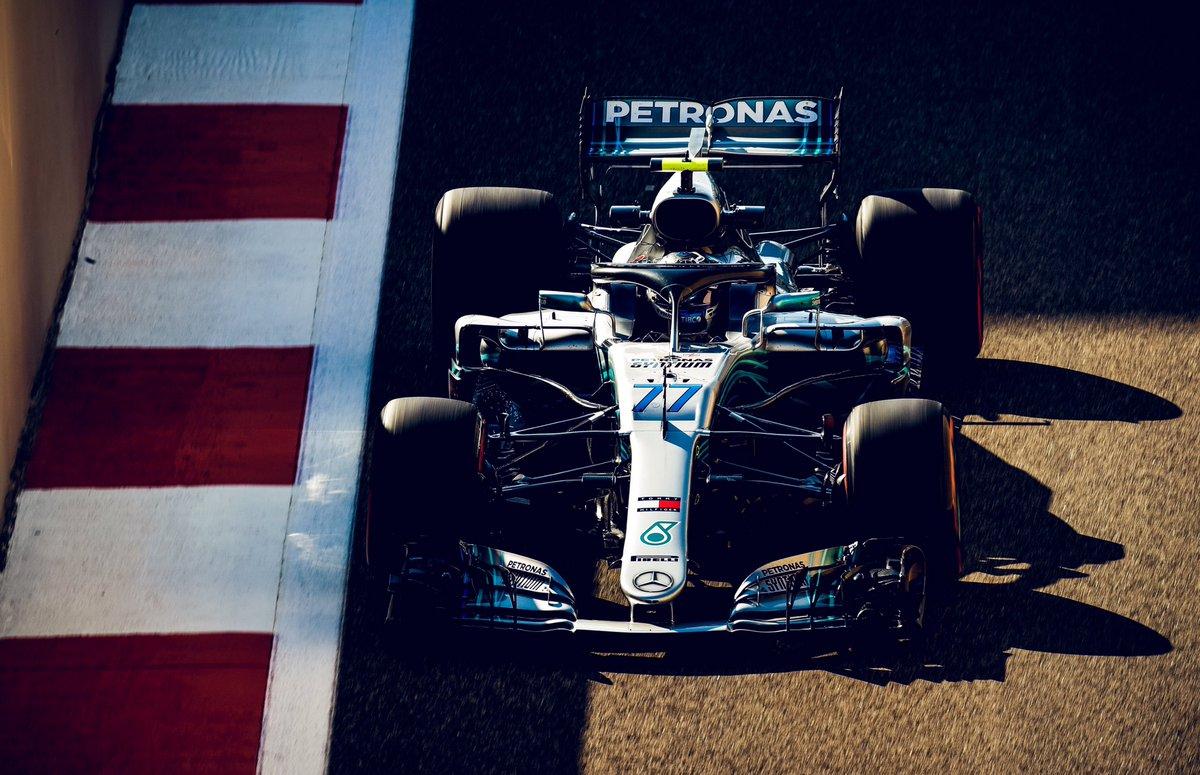 Formula 1 - Gran Premio di Abu Dhabi: Bottas davanti nelle libere 2