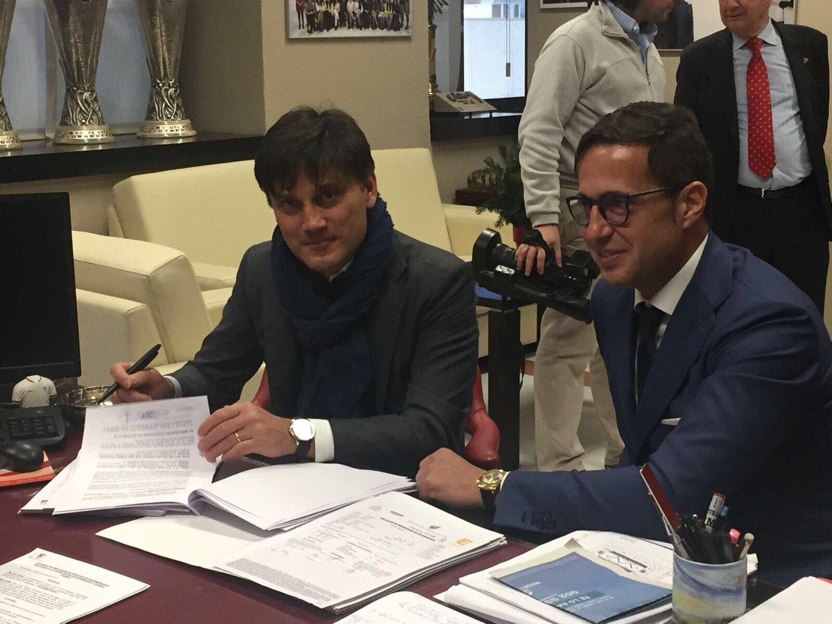 """Milan, senti Montella: """"Dovevo lasciare dopo Doha, Rino sbaglia a criticarmi"""""""