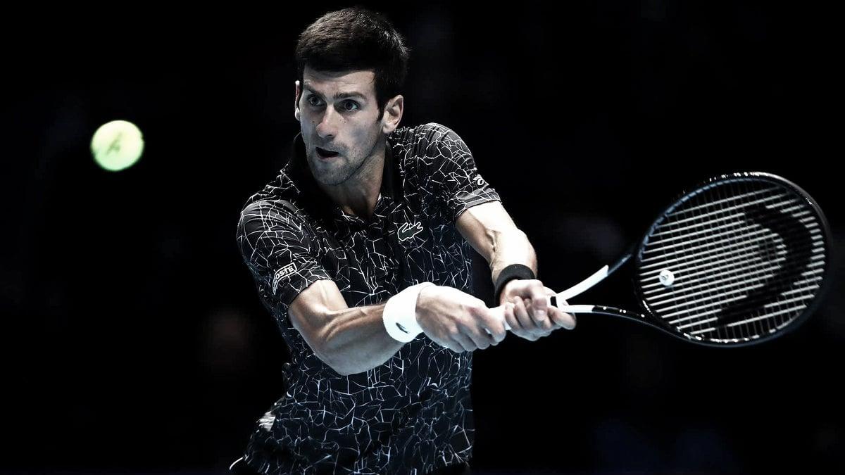 """Novak Djokovic: """"Estoy feliz por ver a Alexander ganando un título tan importante como este"""""""
