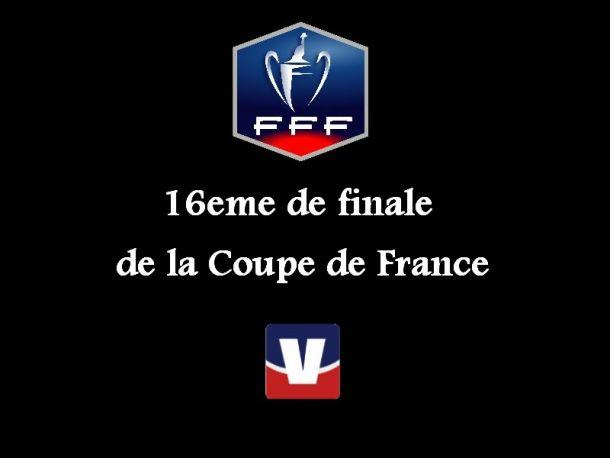 Un possible PSG-Montpellier, un OM-Nice, Giuly retrouve l'ASM le tirage des 16ème de la Coupe de France