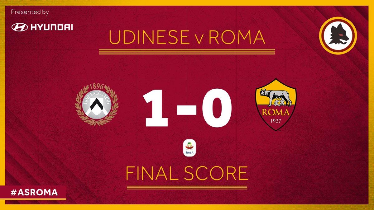 """Altra sconfitta per la Roma contro una squadra """"piccola"""""""