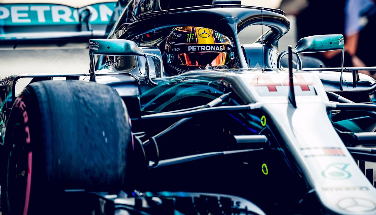 Formula 1 - Gran Premio di Abu Dhabi: Hamilton in pole position