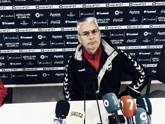 """Fabri González: """"Es un partido muy importante, pero no podemos meter más presión a los jugadores"""""""