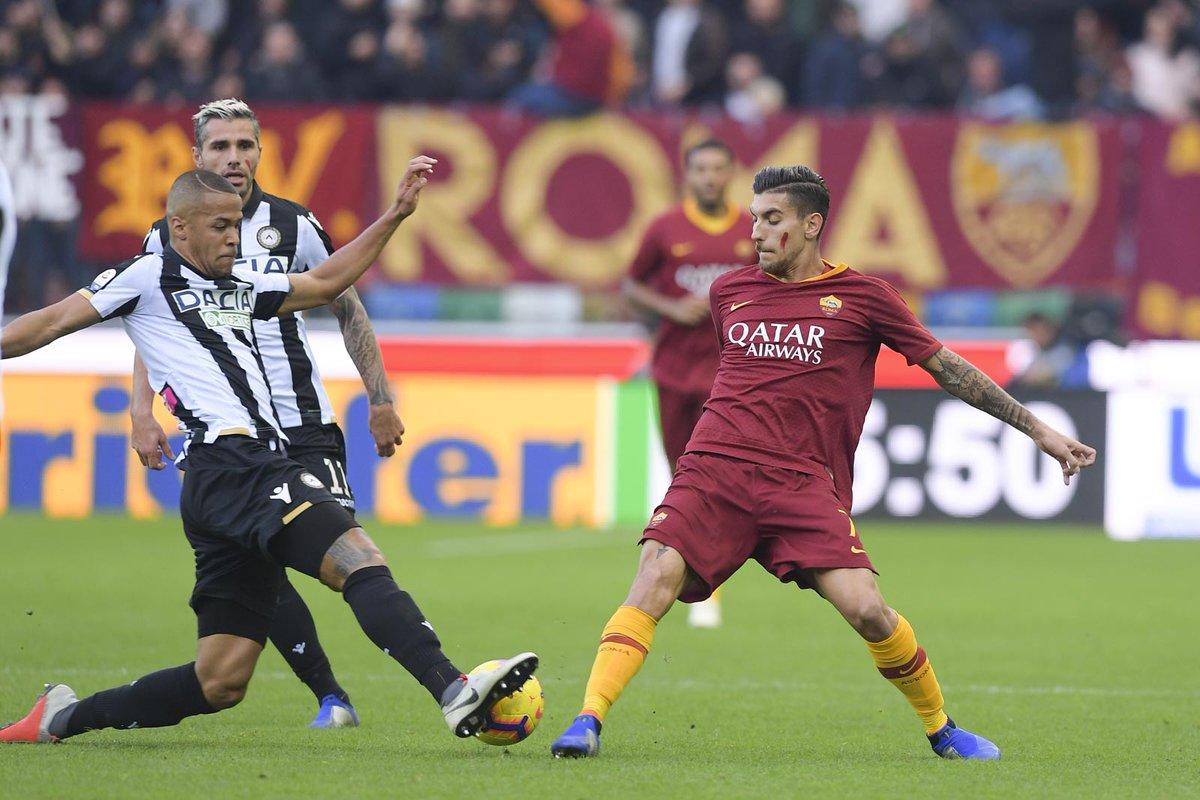 Serie A - Subito una gioia per Nicola: la Roma è battuta 1-0