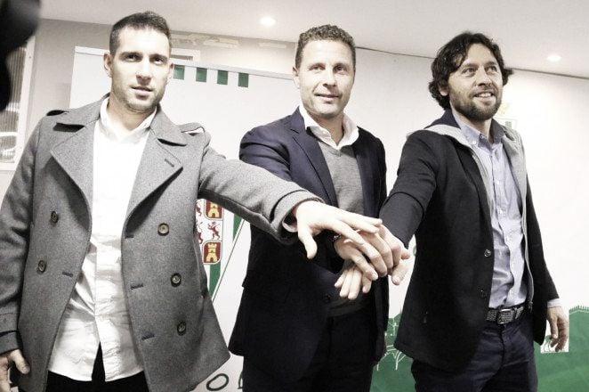 Curro Torres, nuevo técnico del Córdoba CF