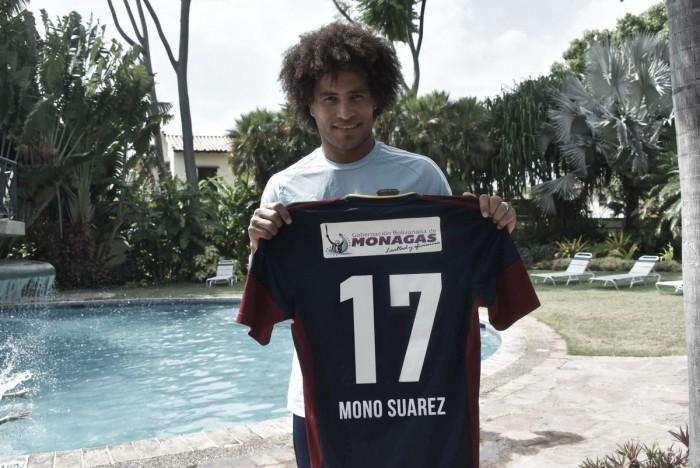 """Monagas SC se hizo con los servicios de Carlos """"Mono"""" Suárez"""