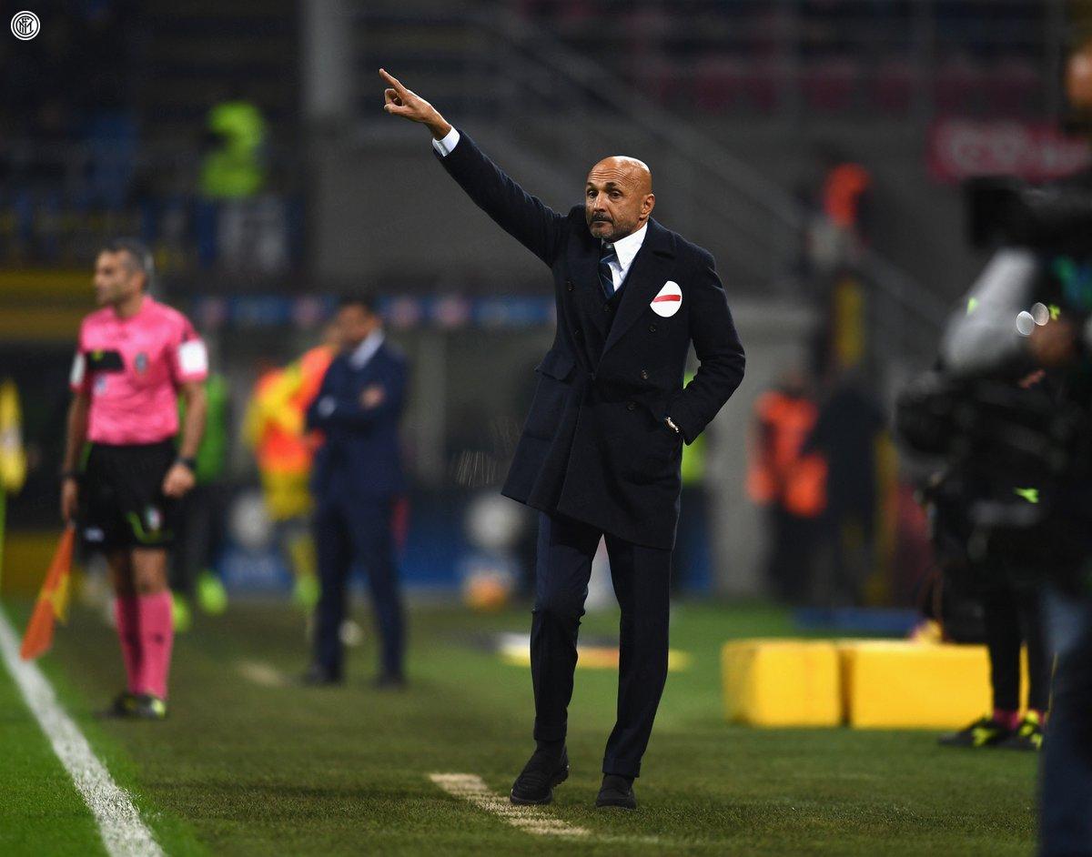 """Inter, Spalletti: """"Siamo un'ottima squadra. Per Juventus e scudetto dipende tutto da noi"""""""