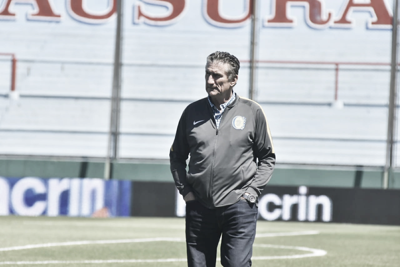 """Edgardo Bauza: """"Esto nos va a empujar para lo que viene"""""""