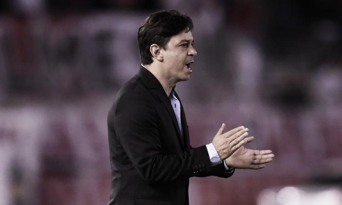 """Gallardo: """"Los mejores equipos se van a ver ahora"""""""