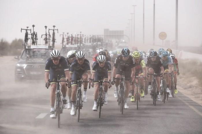 Dubai Tour, cancellata la quarta tappa