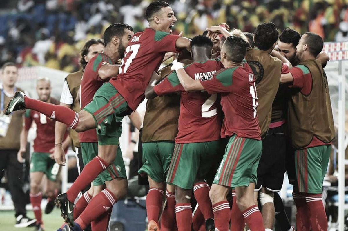 Camino a Rusia de Marruecos 2018: quiere mejorar lo de México '86