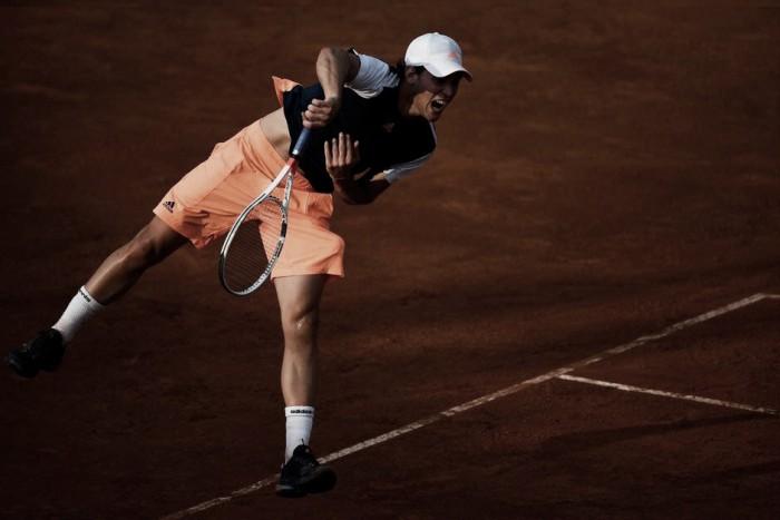 Internazionali d'Italia: Zverev primo finalista, steso Isner