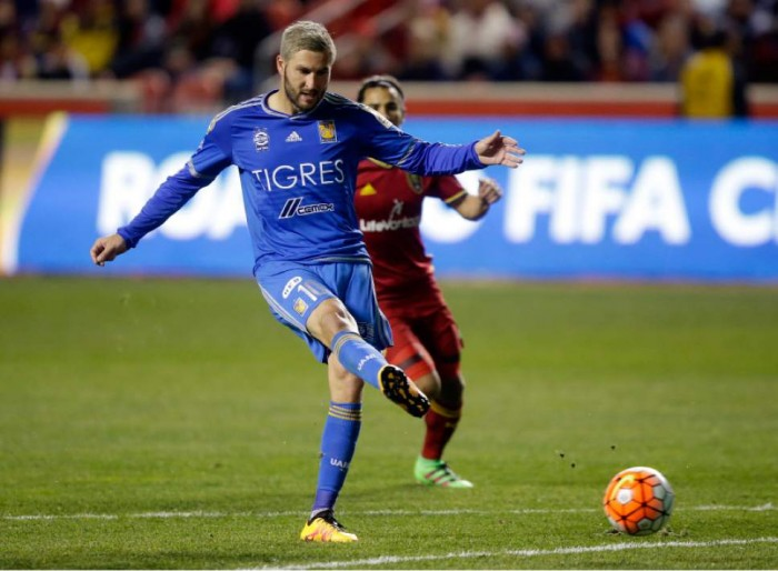 CONCACAF Champions League: Tigres U.A.N.L Survive Real Salt Lake And Advance To Semifinals