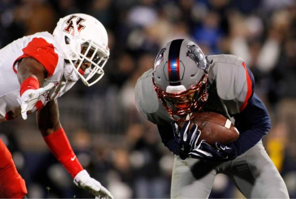 Connecticut Huskies Spoil Houston Cougars' Chance At Undefeated Season With Upset Win