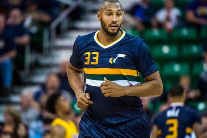NBA - Gli Utah Jazz taglieranno Boris Diaw