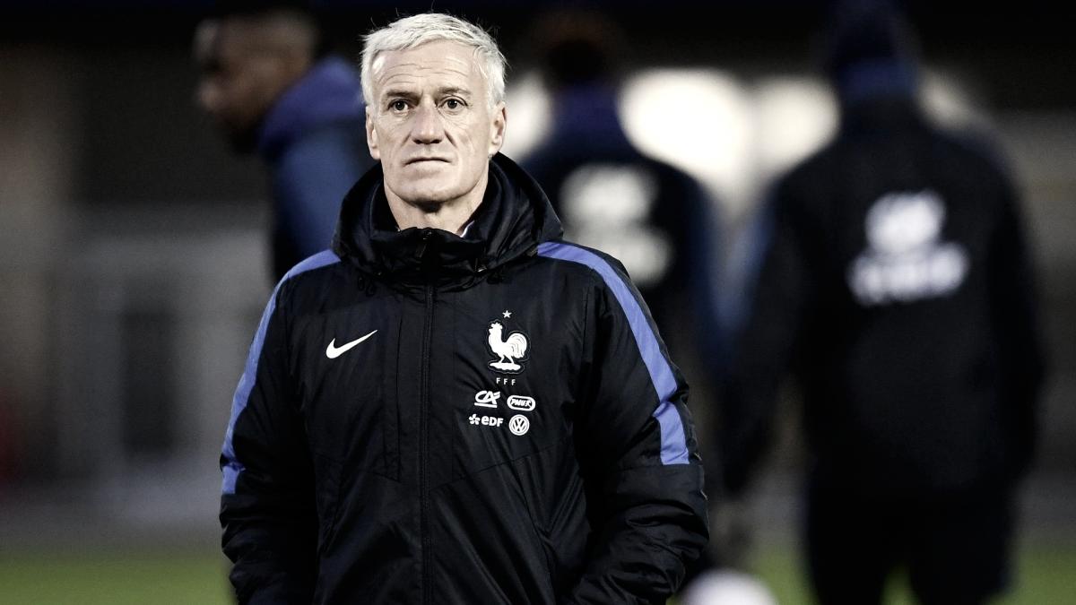 Entrenador de Francia 2018: Didier Deschamps, el capitán del '98 quiere hacer historia grande