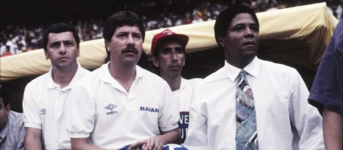 Maturana y Hernán Darío Gómez, los locales que dirigieron a Colombia en mundiales