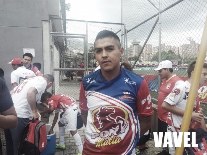 """Andrés Trujillo: """"Creemos en nuestro fútbol y la fe en Dios para salir campeones"""""""