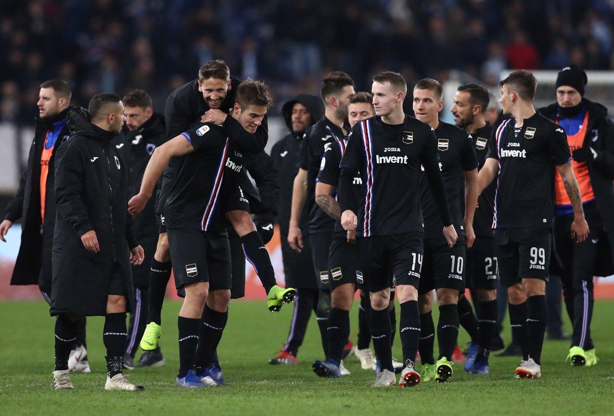 Sampdoria: Giampaolo ritrova Sala e confida nel ritorno al goal di Kownacki