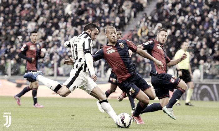 Juventus- Genoa: 1-0
