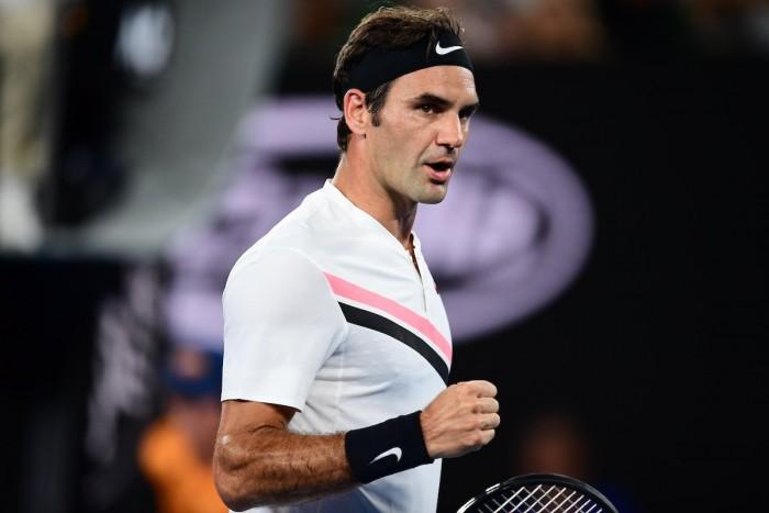 Australian Open 2018 - Nessun problema per Federer: Struff va ko in tre set