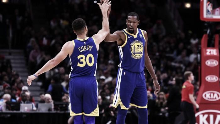 Golden State Warriors, en busca de la perfección en la carretera