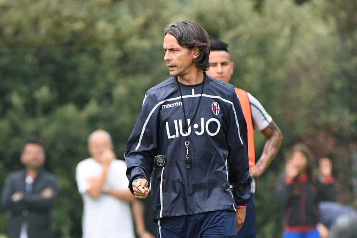 "Bologna, Inzaghi in conferenza: ""Domani è un match fondamentale, servirà una grande partita"""