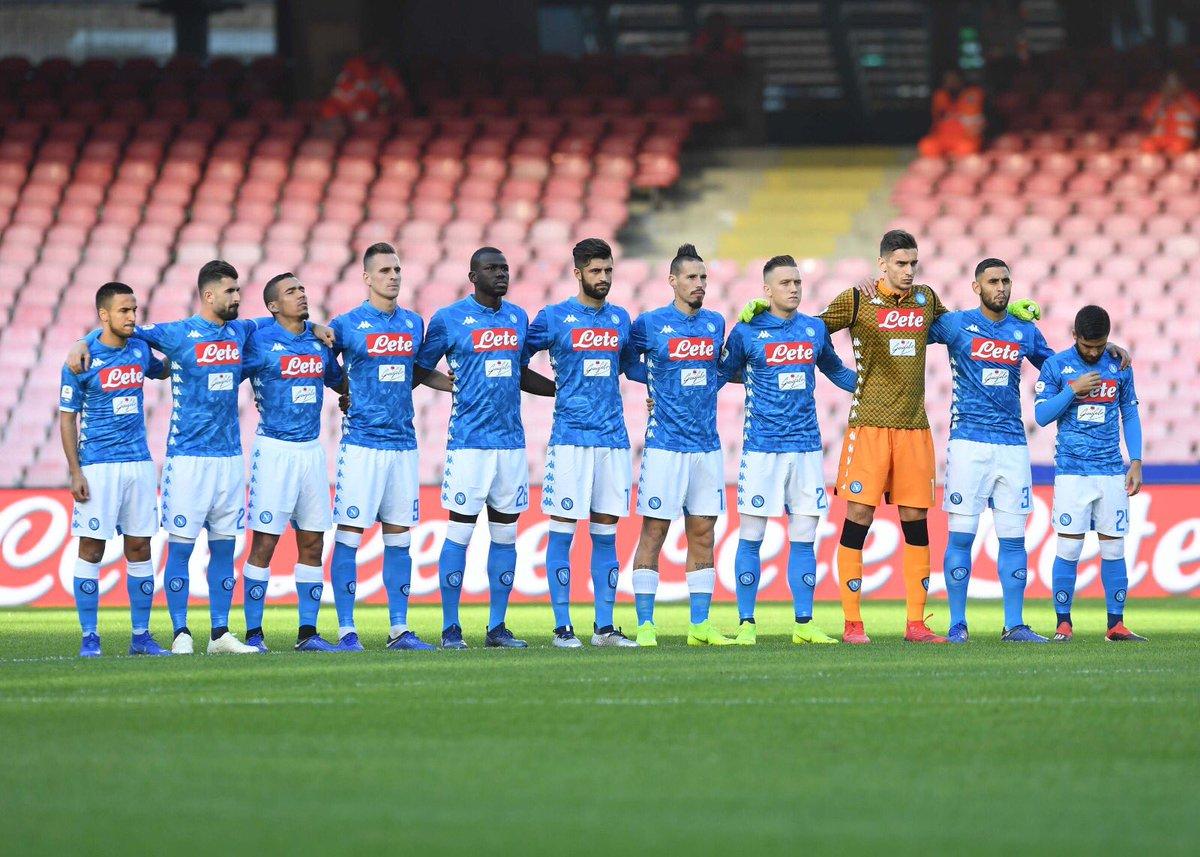 Serie A - Il Napoli schianta il Frosinone: 4-0 al San Paolo