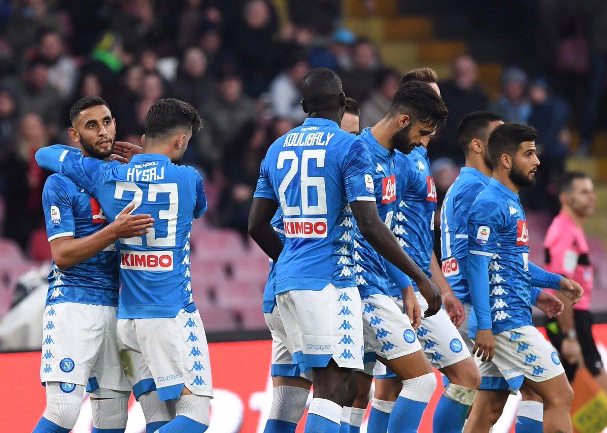 Napoli: funzionano le seconde linee, ora testa alla Champions League