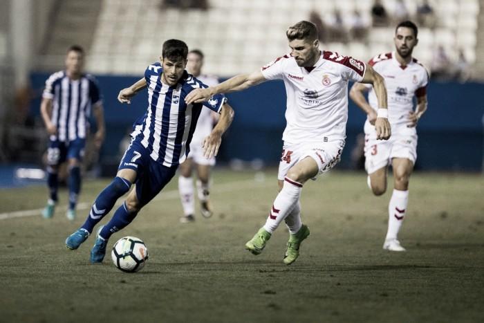 Carlos Martínez se desvincula del Lorca y llega al Real Murcia