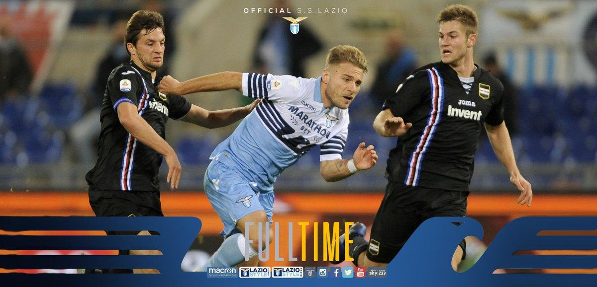 Serie A- Clamoroso all'Olimpico! Saponara regala il pareggio alla Sampdoria al 98'(2-2)