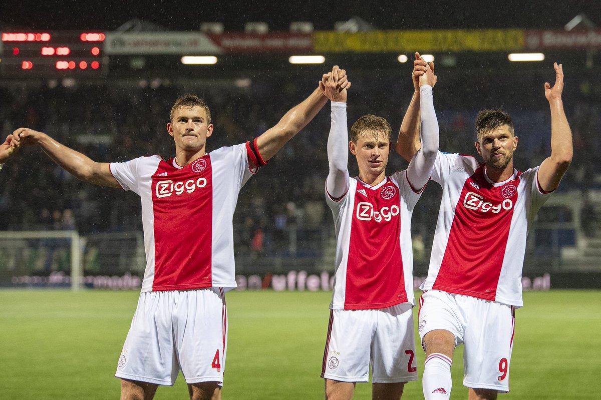 Eredivisie: i risultati del quindicesimo turno stagionale