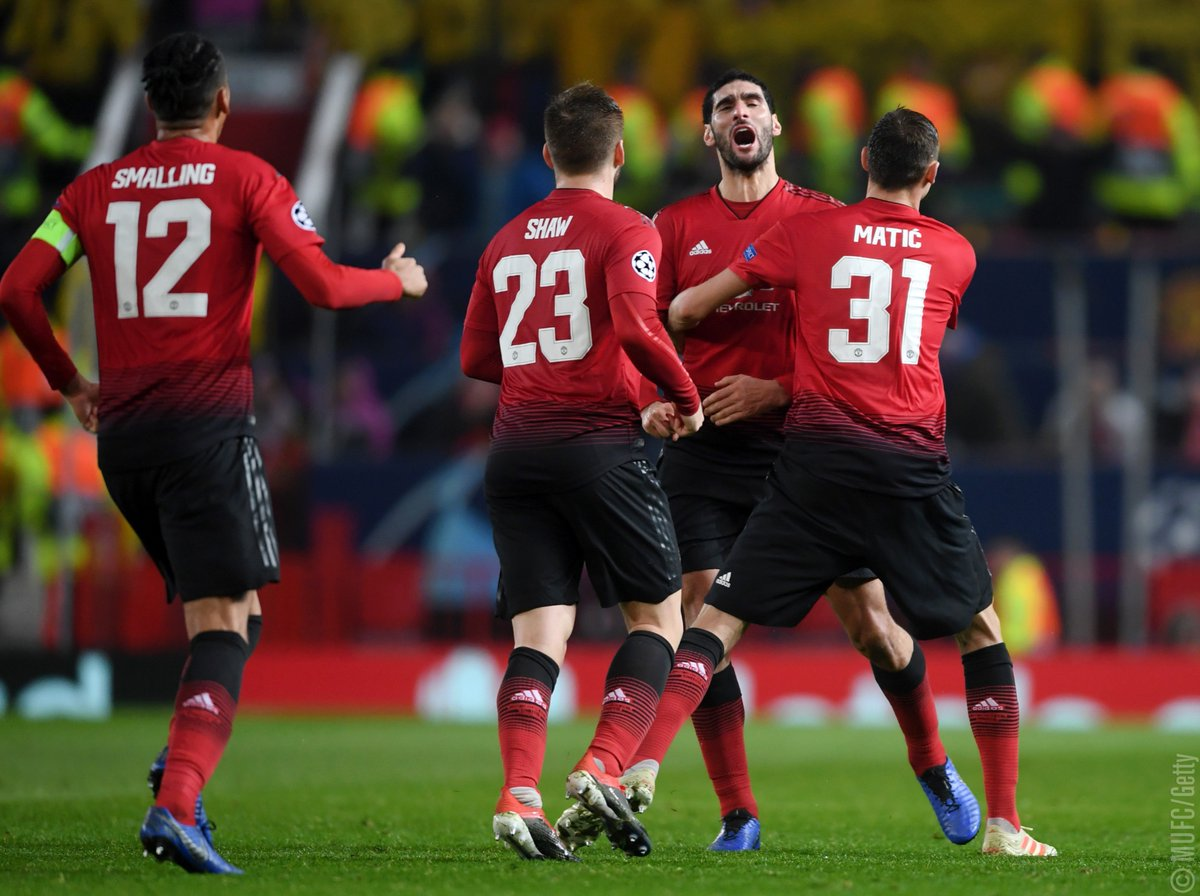 Champions League - United al cardiopalma: Fellaini regala la vittoria al 91'!!!