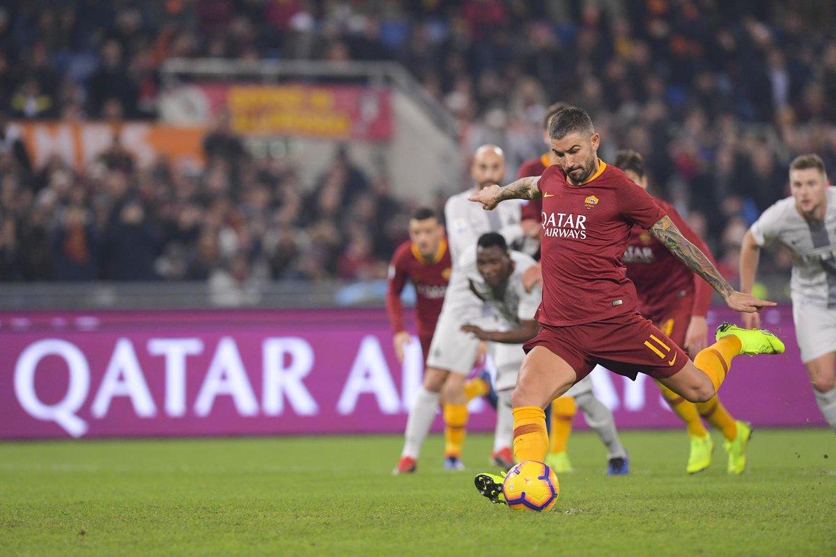 Serie A - Pari spettacolo tra Roma e Inter: 2-2 all'Olimpico