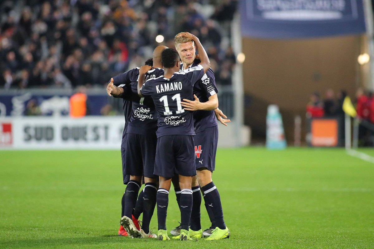 Ligue 1: il Bordeaux frena il PSG, nessun successo nella parte destra della classifica