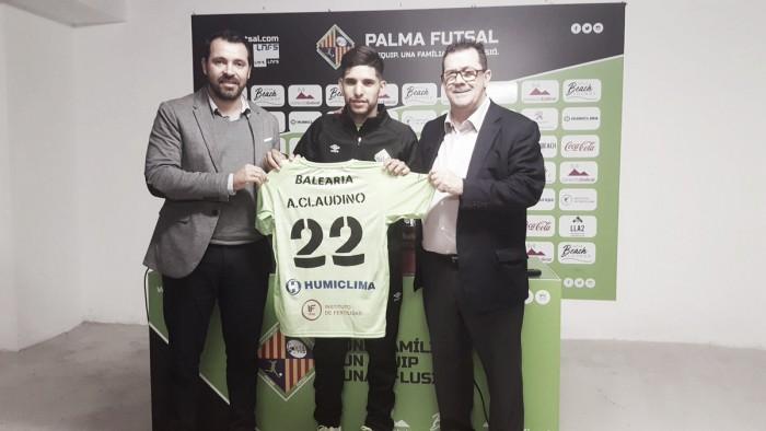 Palma confirma el fichaje de Ángel Claudino