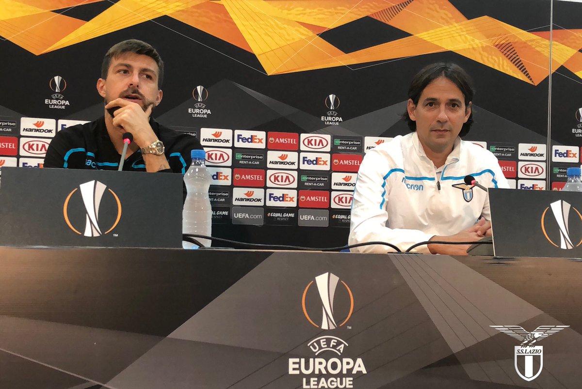 """Lazio, Inzaghi anticipa: """"Domani ci saranno dei cambi con alcune delle novità"""""""