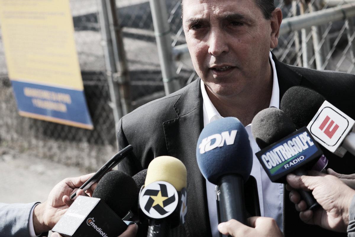"""Miguel Ángel Garza: """"Nos sentimos apenados"""""""