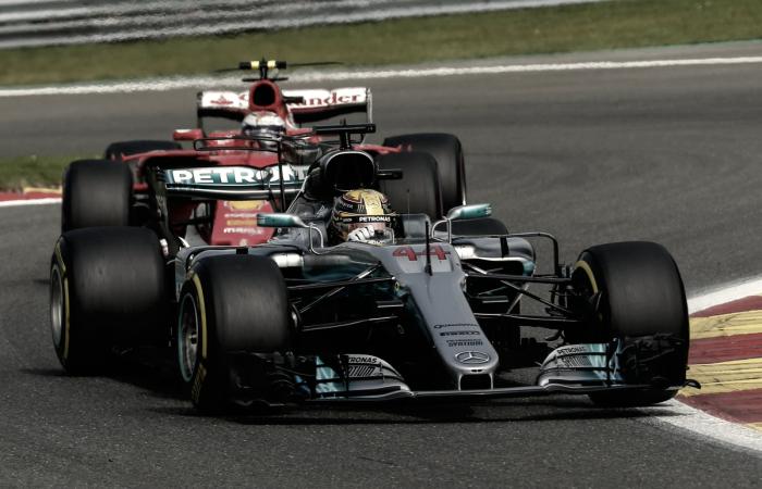 Hamilton pide a la Fórmula 1 que elimine las escapatorias de asfalto