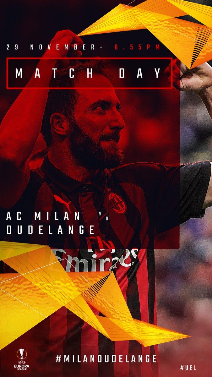 Milan, contro il Dudelange spazio a molte riserve ma in attacco Higuain e Cutrone