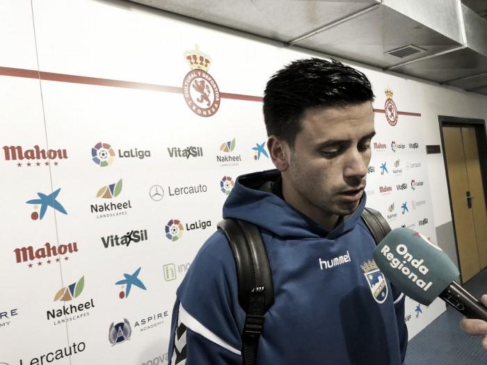 """Javi Muñoz: """"Hay tiempo y debemos seguir trabajando"""""""