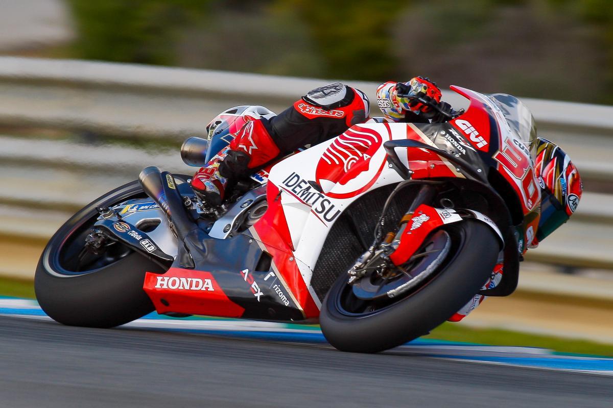 MotoGP - Test Jerez: Honda in grande spolvero