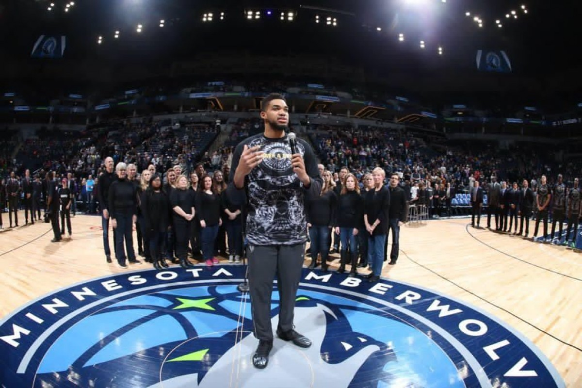 NBA - A Milano arriva NBA Crossover con Karl-Anthony Towns