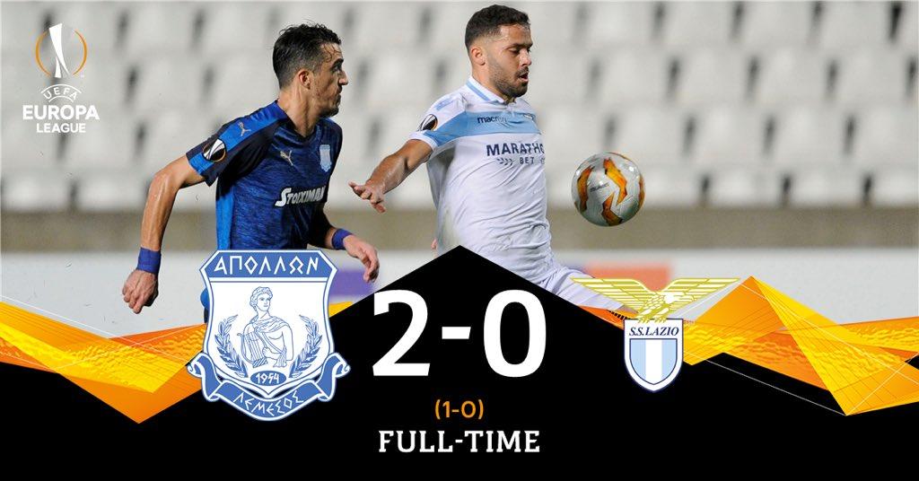 Europa League- Apre una rovesciata di Faupala e chiude Markovic. Lazio matematicamente seconda (2-0)