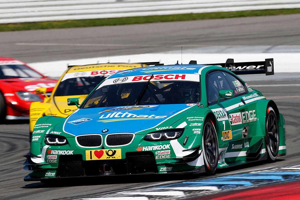 DTM / Hockenheim : Farfus et Werner font briller BMW